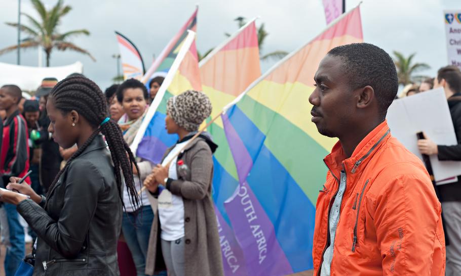Africa's homophobia problem