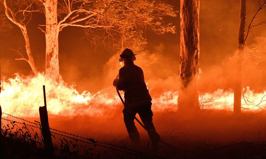 Australians must listen to the voice from their burning bush. So should the rest of us