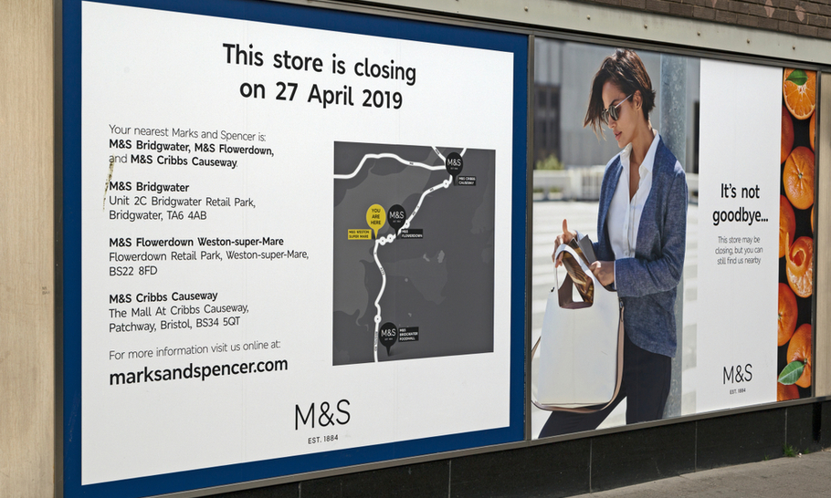 "Britain's new ""M&S"" divide"