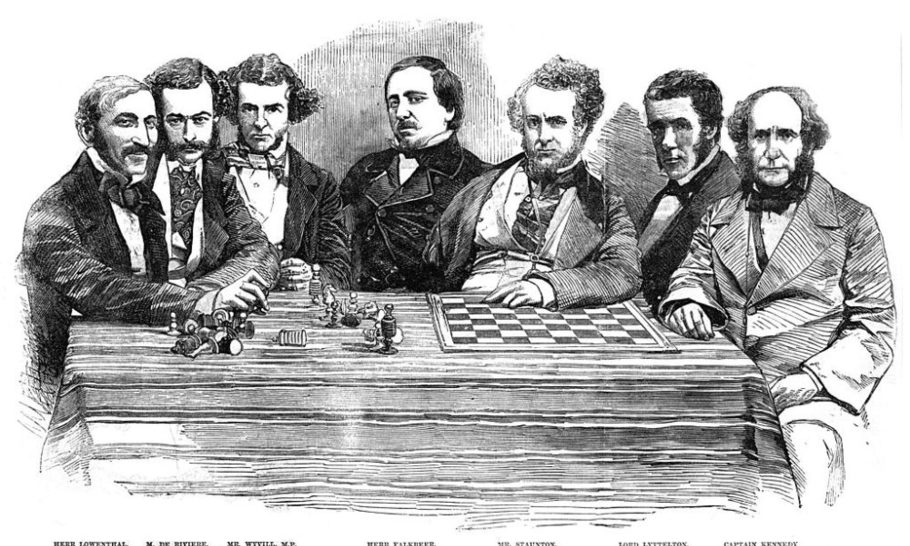 Chess — the barometer of a nation's health