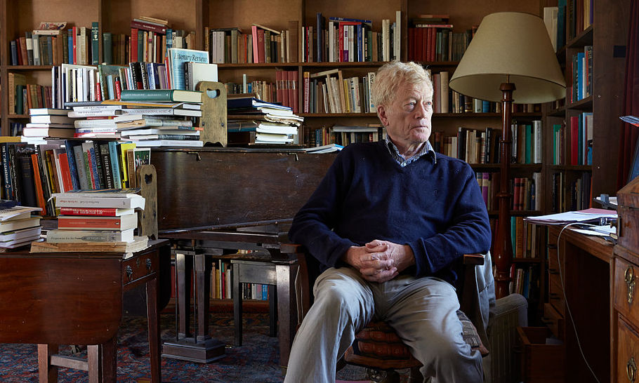Roger Scruton is dead, but his books and ideas will live on