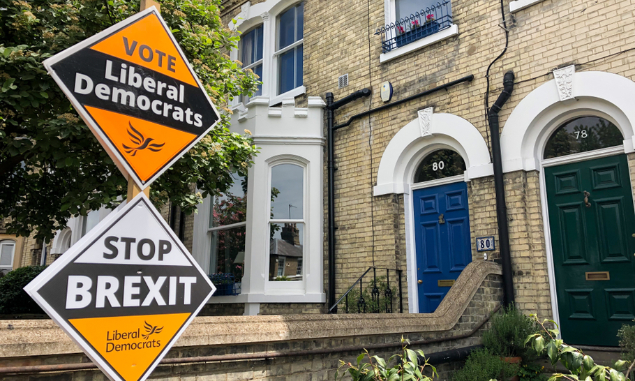 Brexit is happening. So what should the Lib Dems do now?