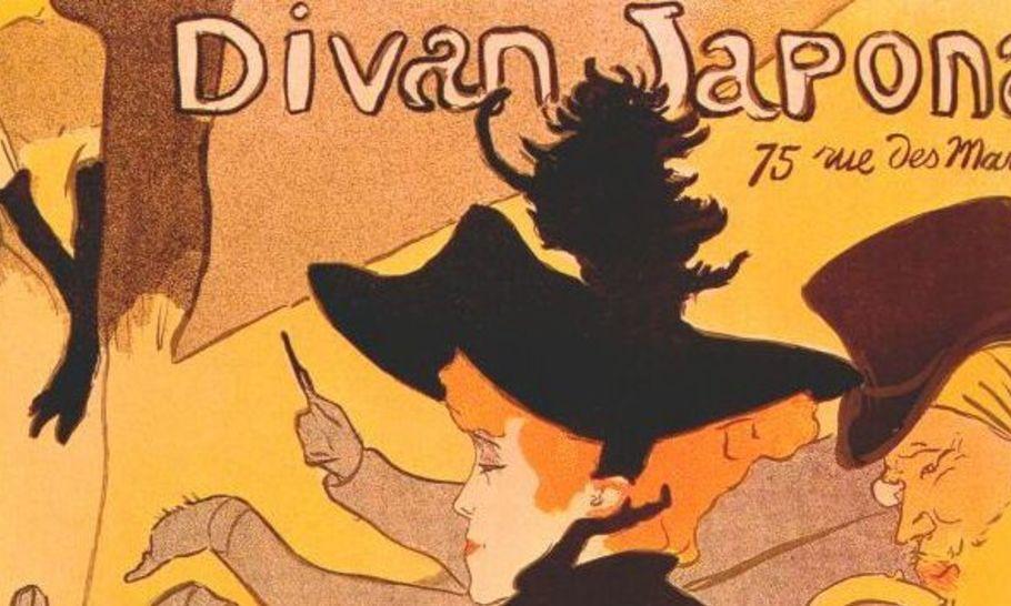 Toulouse-Lautrec, Poster Boy