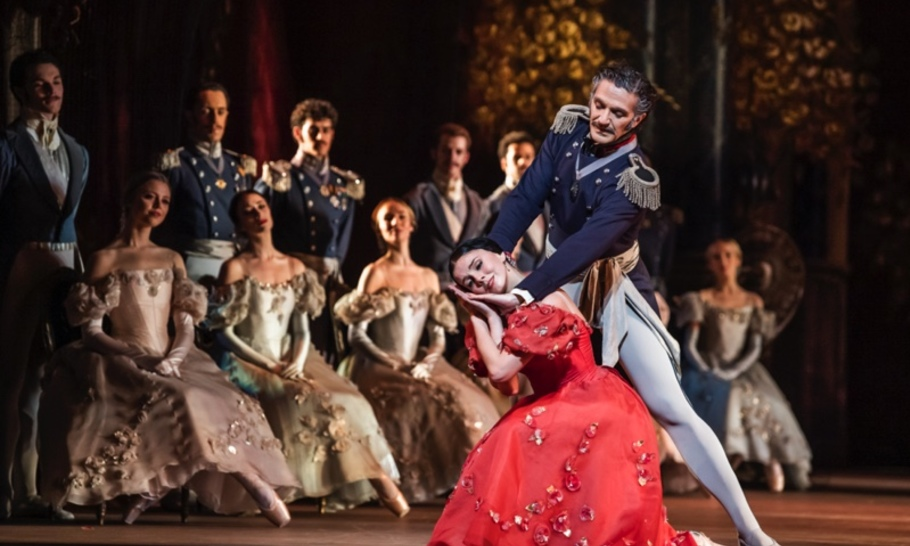 A superb revival of Onegin by the Royal Ballet