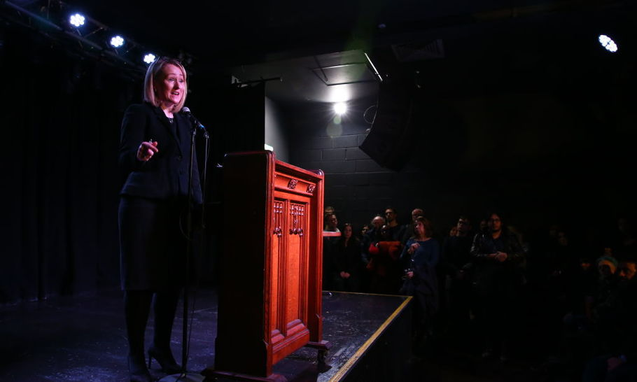 Rebecca Long-Bailey: her comments weren't Catholic enough