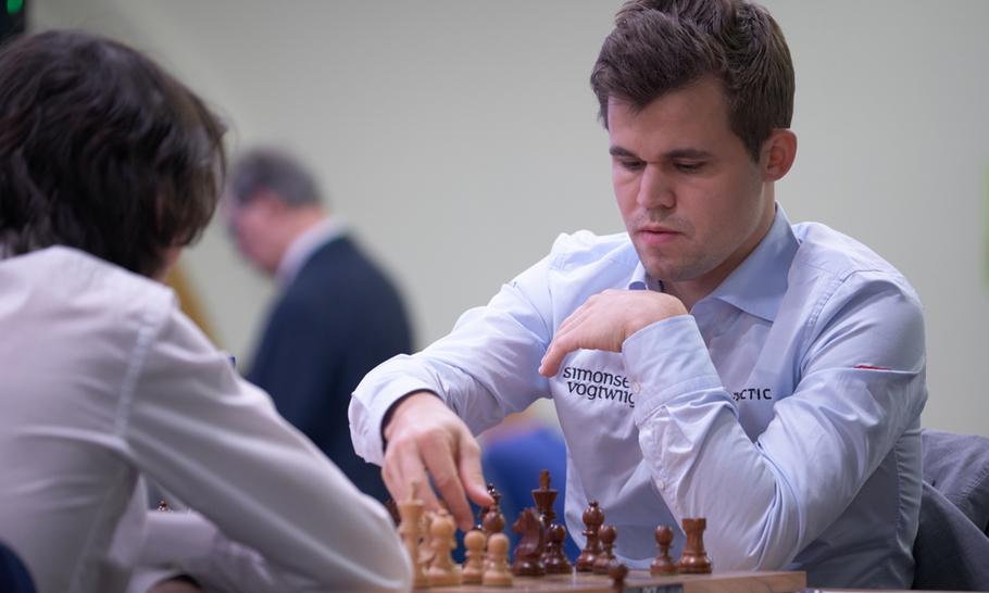 Carlsen Invictus
