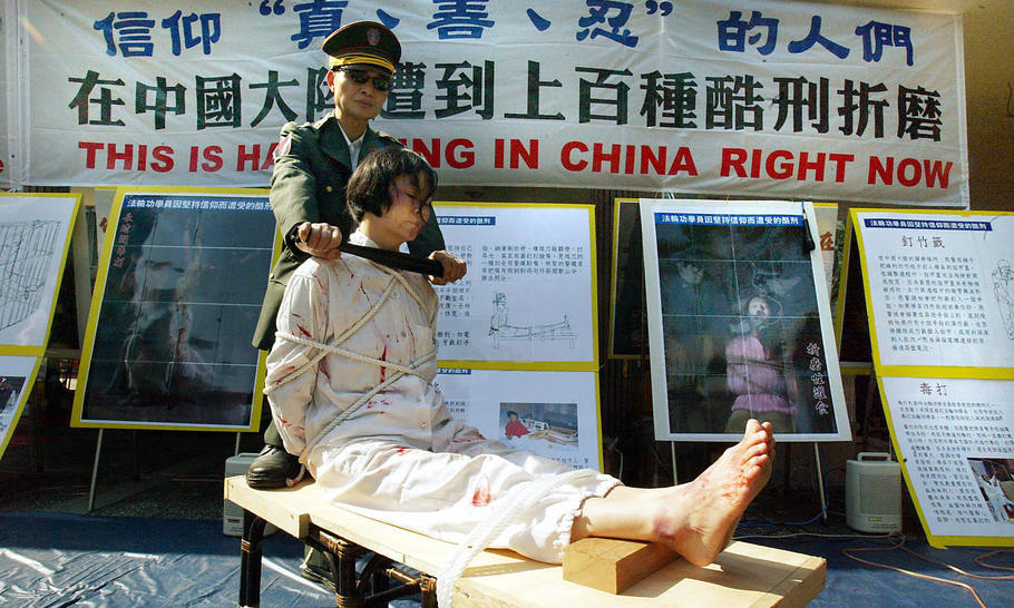 The terrifying truth behind Chinese organ transplantation