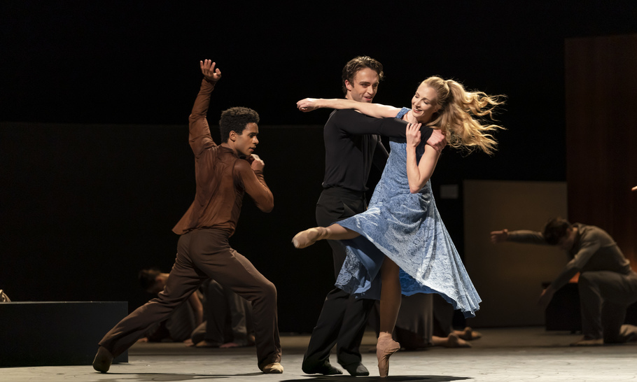 The beauty of dance revisits the talents of a great cellist