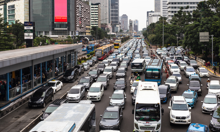 Can Indonesia move its capital before Jakarta succumbs to traffic?