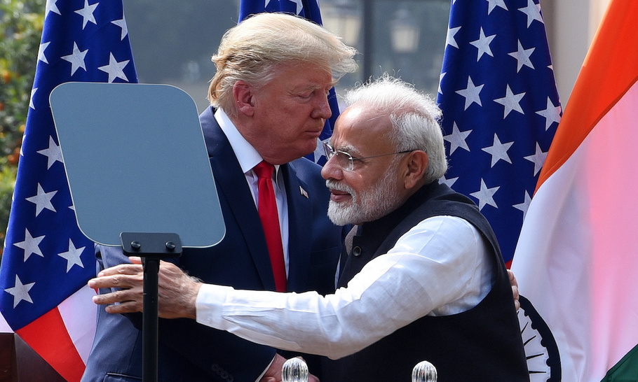 Trump's embrace of Modi spells trouble for democracy the world over