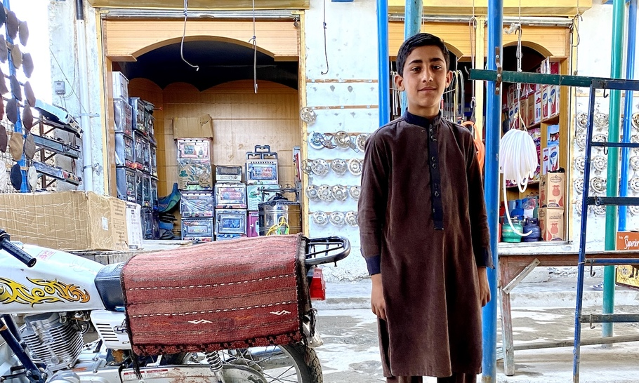 In Afghanistan, a chance at peace is a welcome relief from war