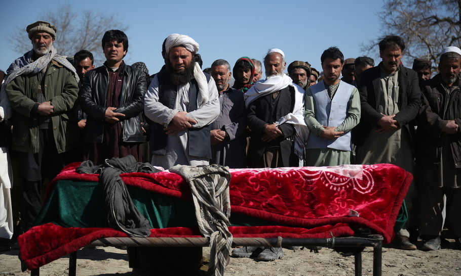 A peace deal in Afghanistan is the beginning of the end of the long war