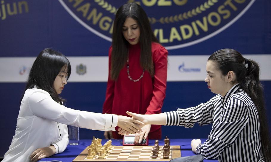 Chess and Islam:Shohreh Bayat, Alireza Firouzda and Iran's brain drain