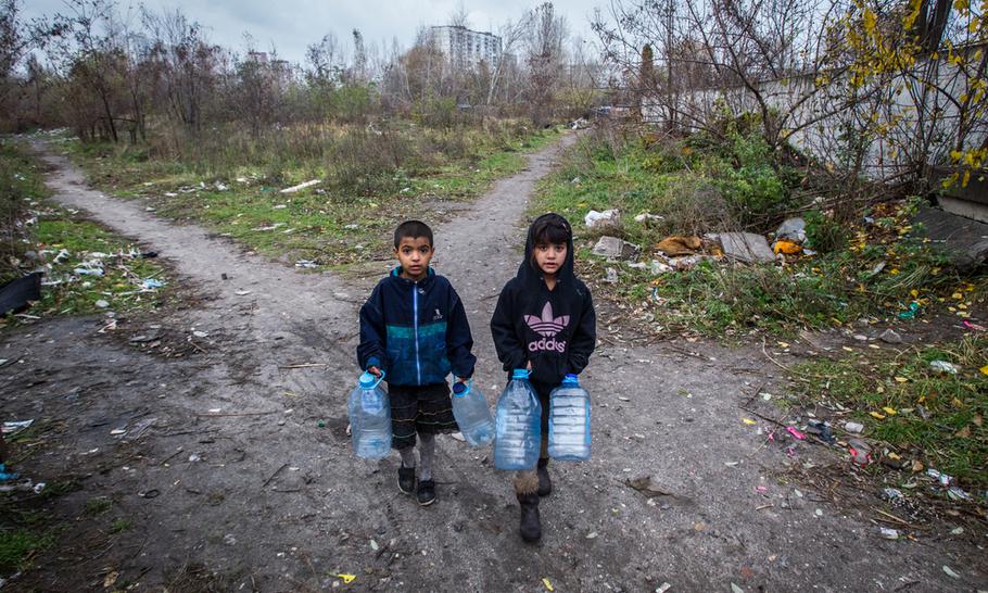 The Roma — Europe's forgotten minority