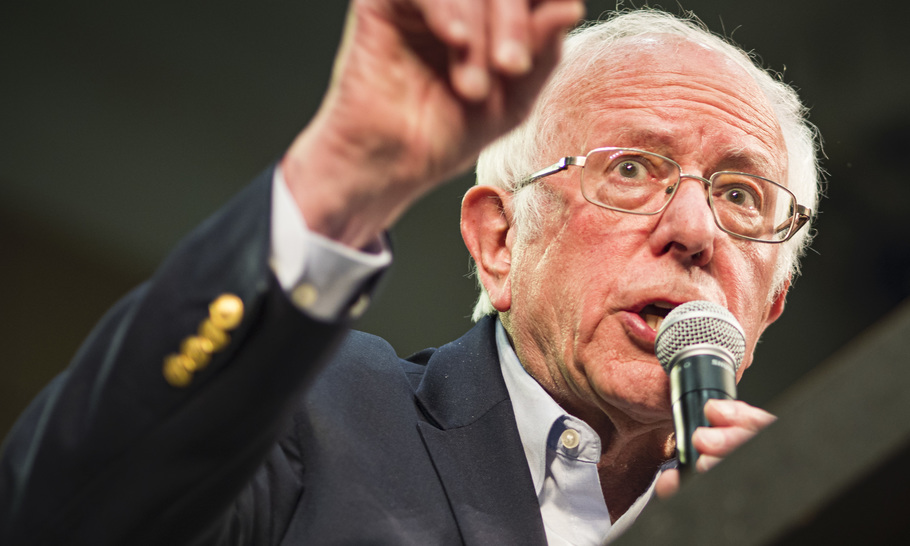 Hard-left Bernie Sanders fans are becoming Trump's useful idiots