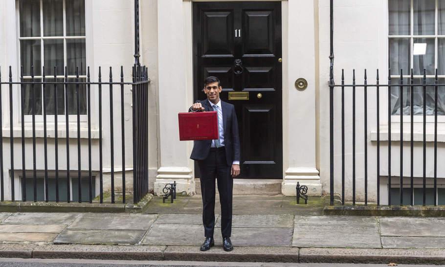 The Budget: Sunak's splurge