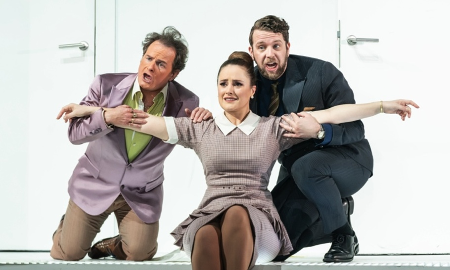 Sexual desire drives the new Figaro at English National Opera