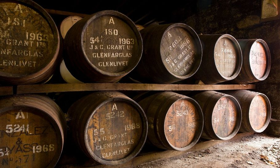 Glenfarclas: quality vintage whisky. No strings attached.