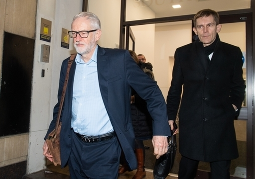 good riddance to the posh boy hard left but is the guardian in denial.'