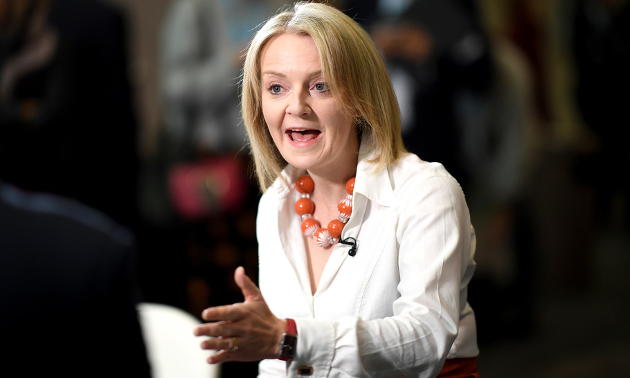 Liz Truss: the dark horse of the next Tory leadership race?