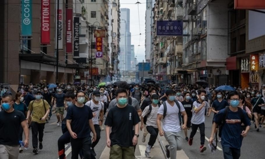 The Hong Kong plot thickens