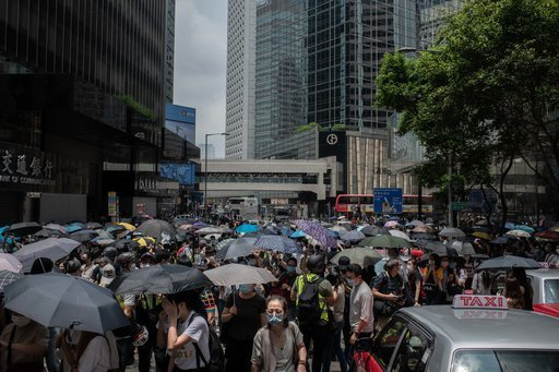 www.thearticle.com: If China imposes colonial rule on Hong Kong, they must set our people free