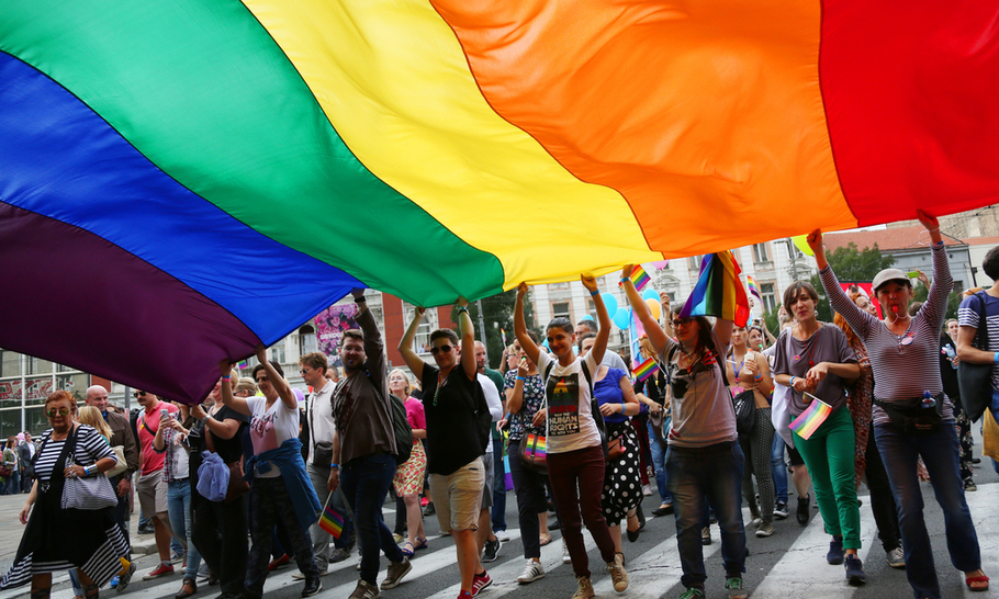 Why won't the government ban conversion therapy?