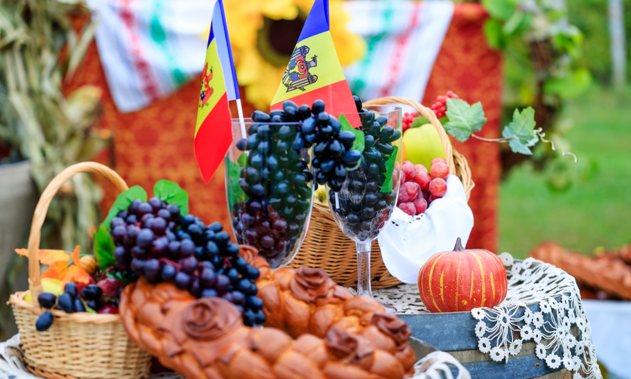 The wines of Moldova