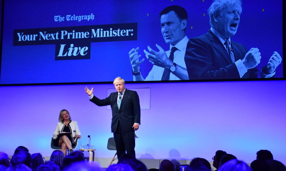 Boris Johnson and the demise of the Daily Telegraph