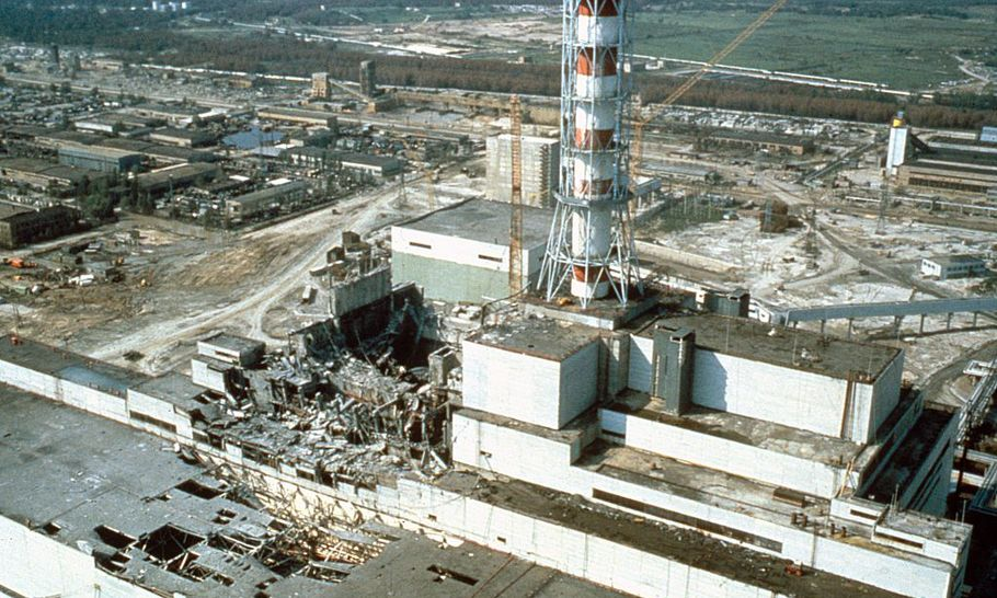 Chernobyl, Covid-19 and Trump's debt to the truth