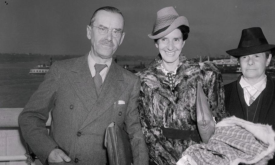 Thomas Mann: The Princeton Years