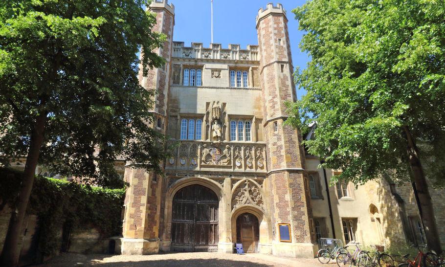 The fall of Cambridge University
