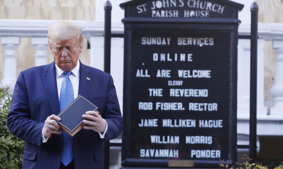 Will America's Christians give Trump a second term?