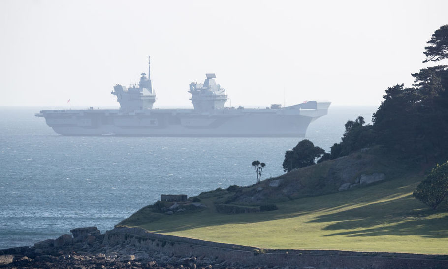 Do we risk exposing HMS Queen Elizabeth to the fate of Force Z?