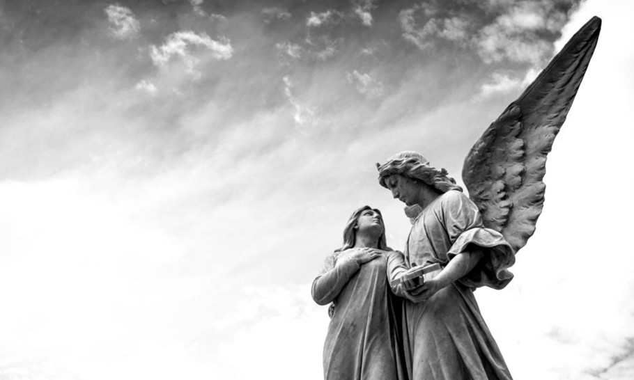 One in three of us now believes in guardian angels. What's going on?