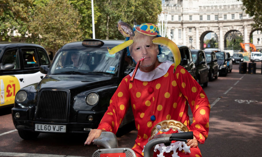 Boris Johnson's Covid shambles — and blaming Johnny Foreigner