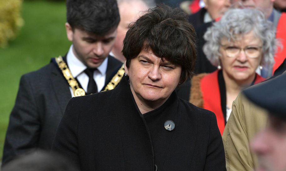 Is the end for Arlene Foster?