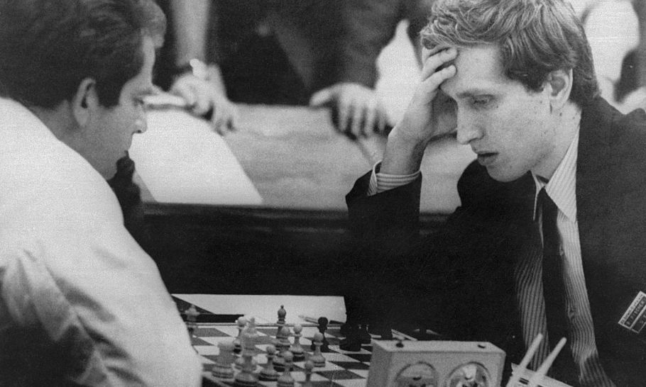 Piscator Rex: the chess tragedy of Bobby Fischer