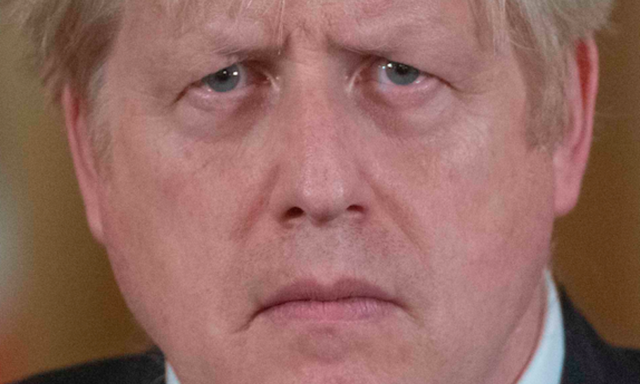 Johnson is weak and out of step with the country