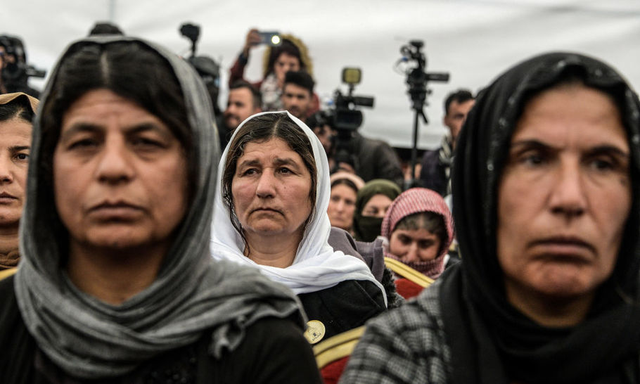 Will a new Iraqi law atone for the Yazidi genocide?
