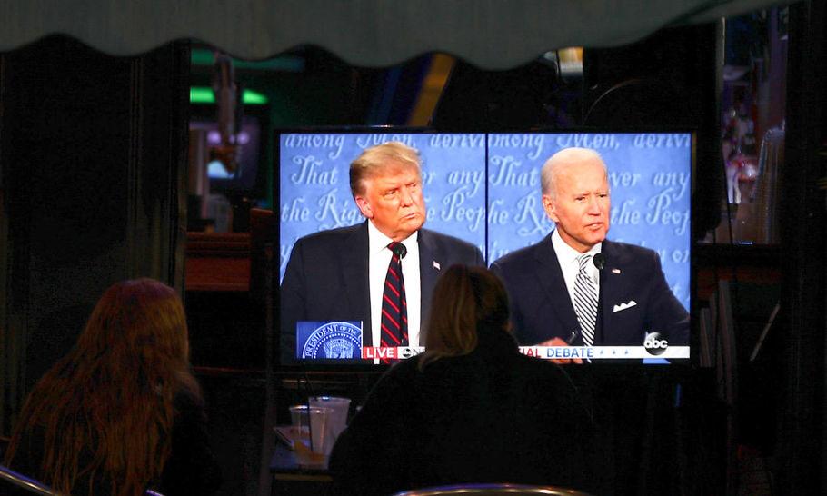 Trump vs Biden: what do the polls say?