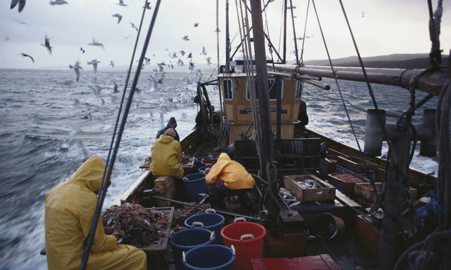 Will Britain lose another fishing war?