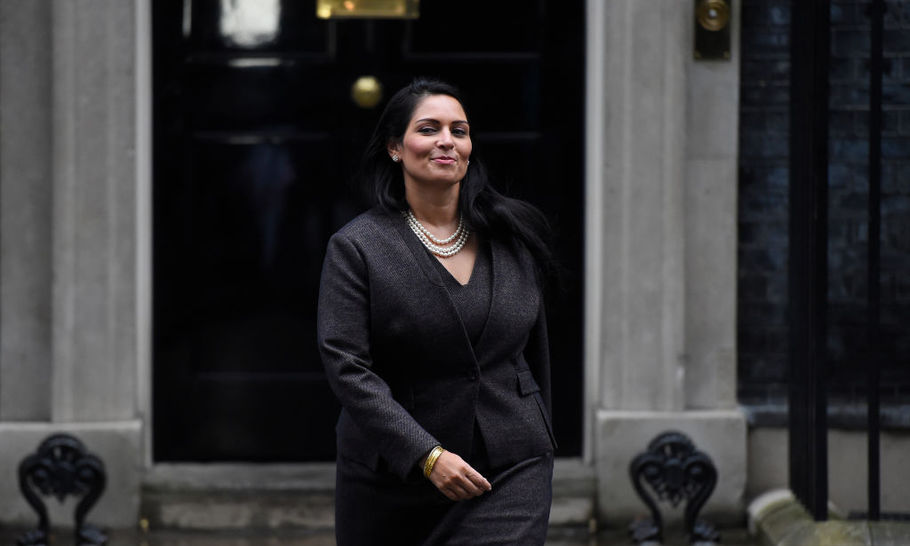 There's so much worse about Priti Patel than her voice