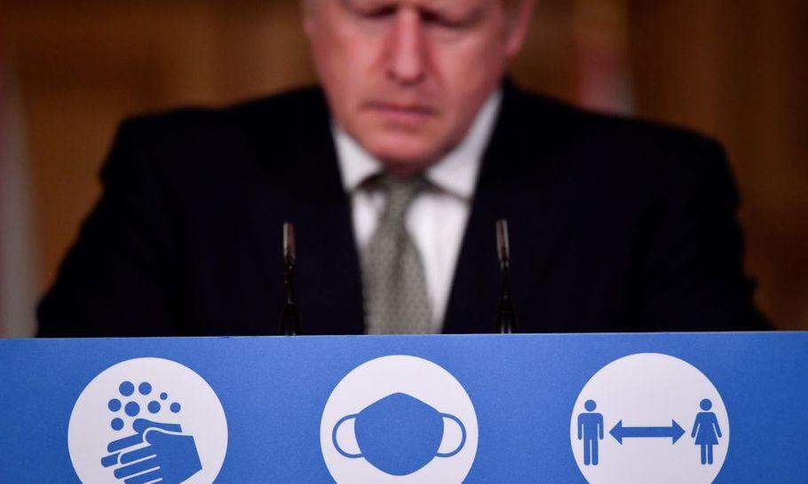 Boris Johnson's dangerously blurred message