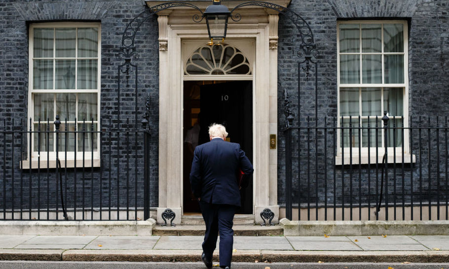 Britain heads back towards lockdown — this is government by disaster