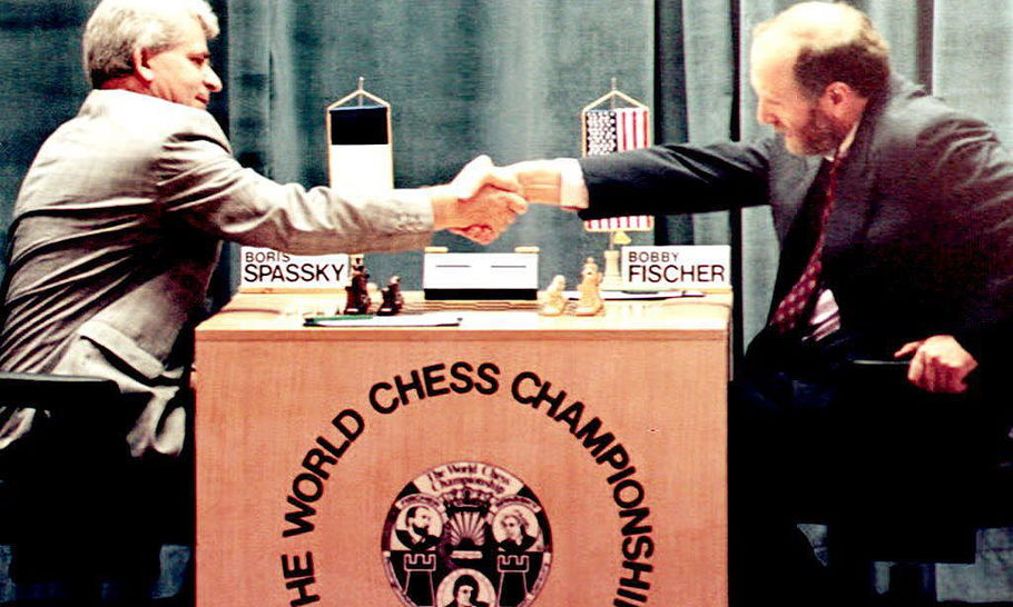 Fischer, Spassky and words with double meanings