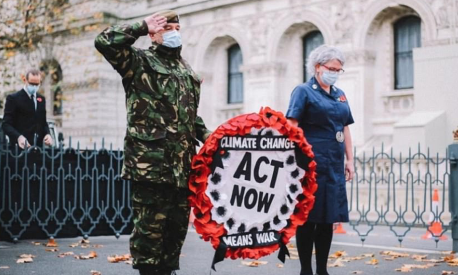 Extinction Rebellion at the Cenotaph: a protest too far