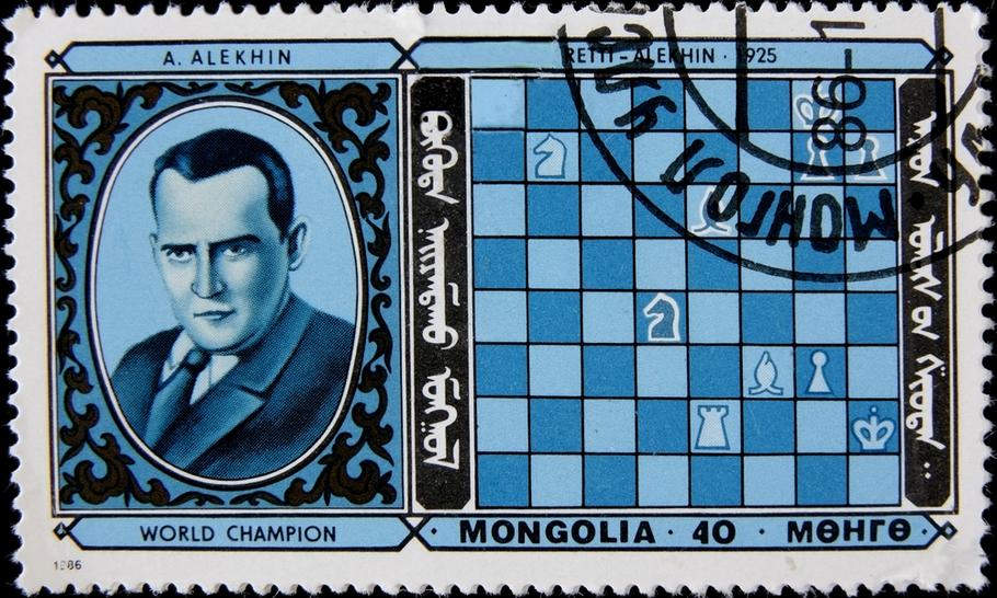 Chess: We three kings
