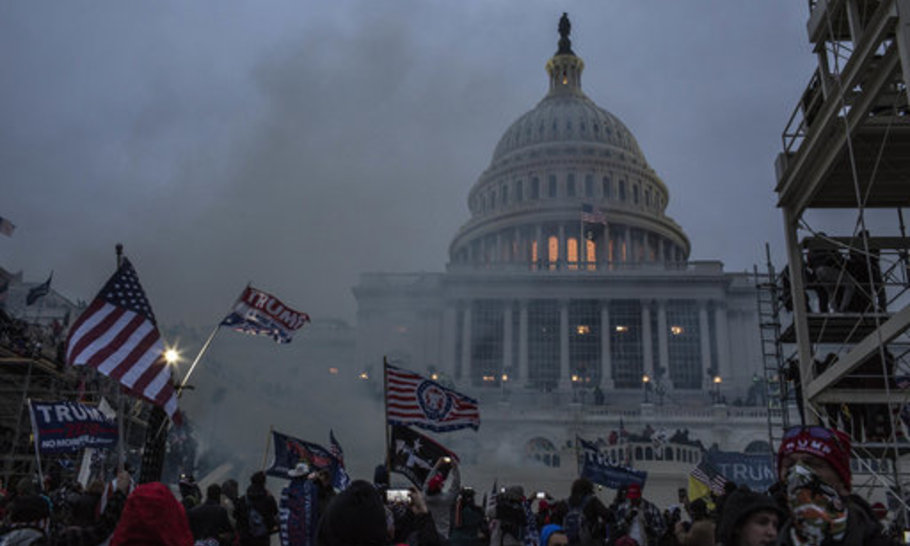 A reckoning is due for the siege of the Capitol. Trump deserves no mercy