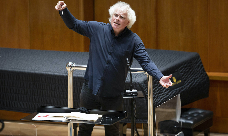 Good luck to Sir Simon Rattle — but don't write off post-Brexit Britain